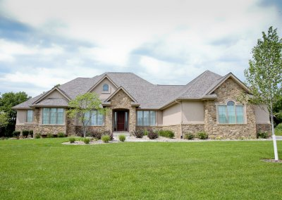Urbandale Ranch Open-Concept