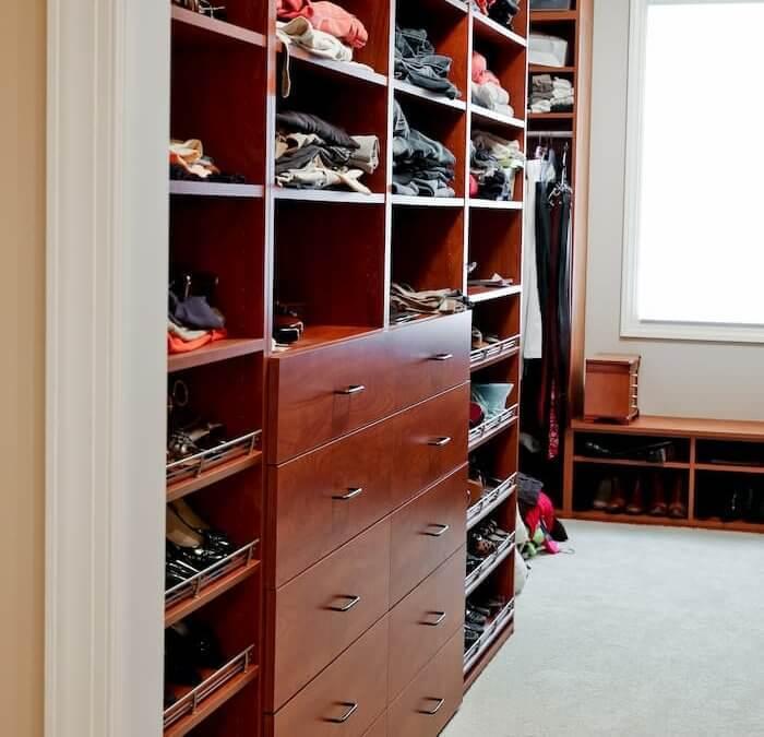 Get Organized: Closet Edition