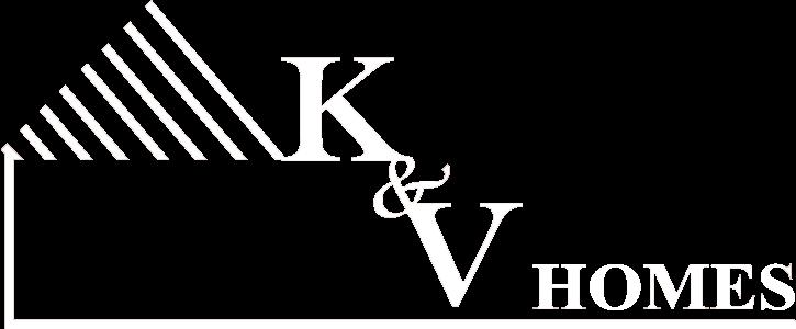 K and V Homes Logo
