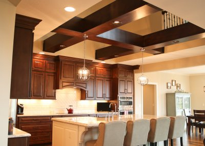 Two Story Kitchen Design